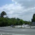 弘前公園追手門付近
